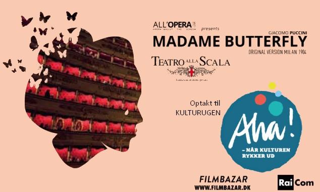Madame Butterfly - som BioOpera